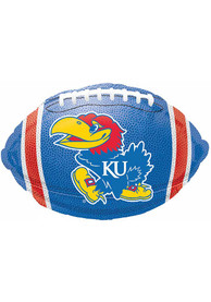 Kansas Jayhawks Football Foil Balloon