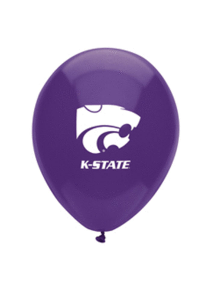 K-State Wildcats 10 Pack Balloon - Image 1