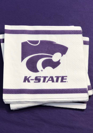 K-State Wildcats 20 Pack Luncheon Napkins