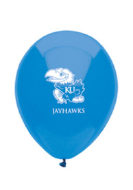 Kansas Jayhawks 10 Pack Balloon