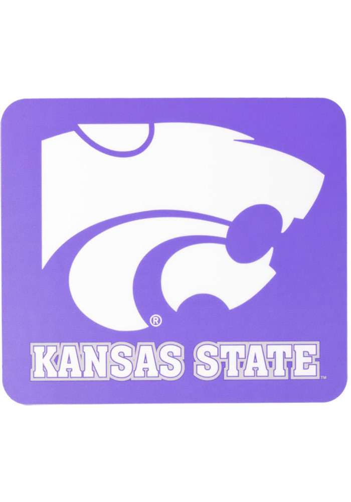 K-State Wildcats Sublimated Mousepad - Image 1
