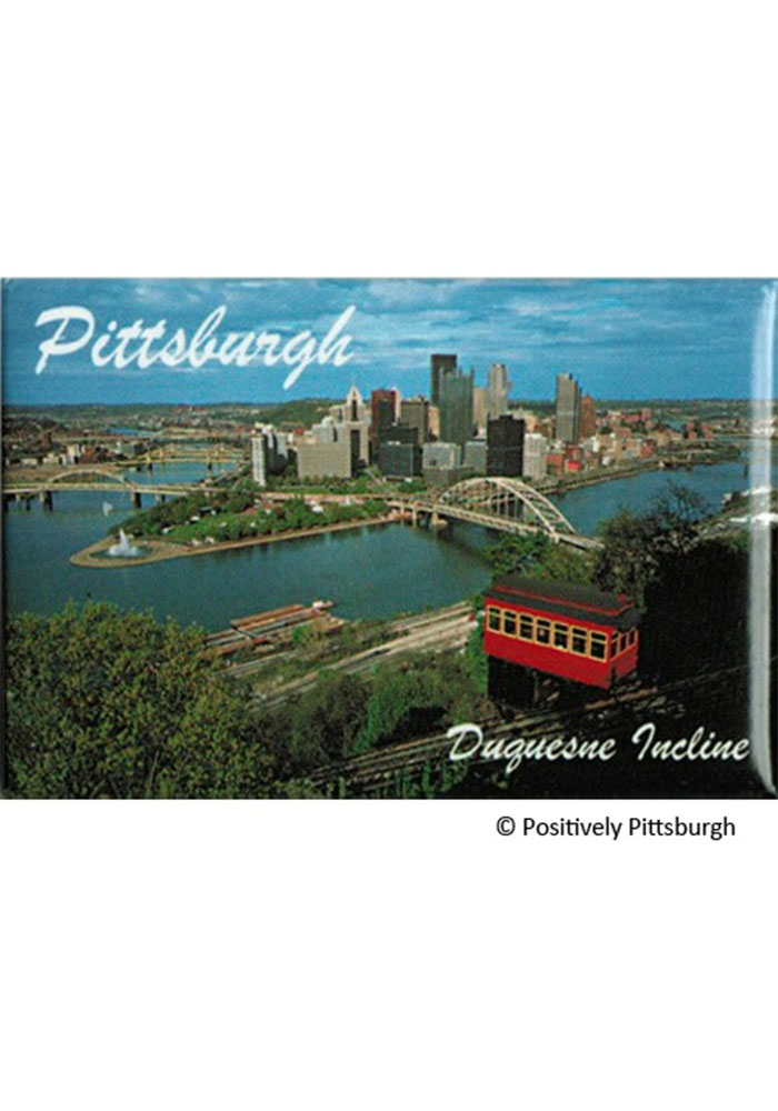 Pittsburgh Duquesne Incline Magnet - Image 1