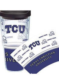 TCU Horned Frogs 24oz Wrap Tumbler