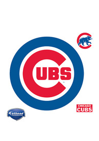 Chicago Cubs Teammate Wall Decal