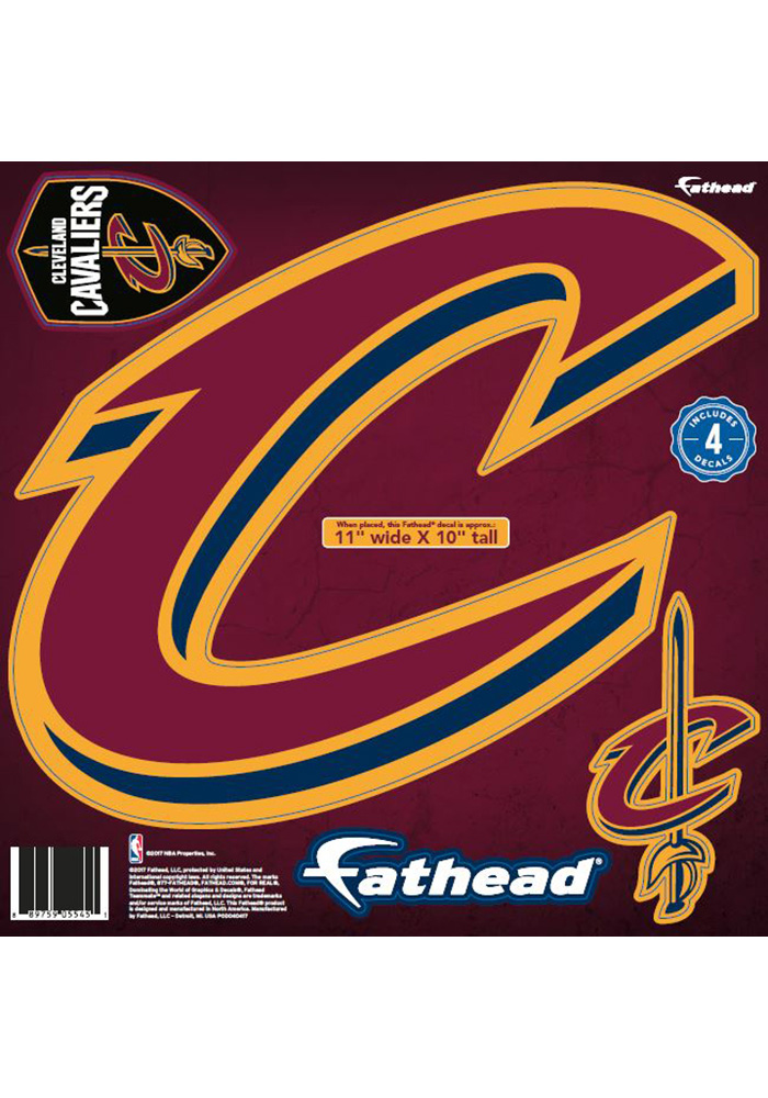 Cleveland Cavaliers C Teammate Wall Decal - Image 1