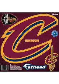 Cleveland Cavaliers C Teammate Wall Decal