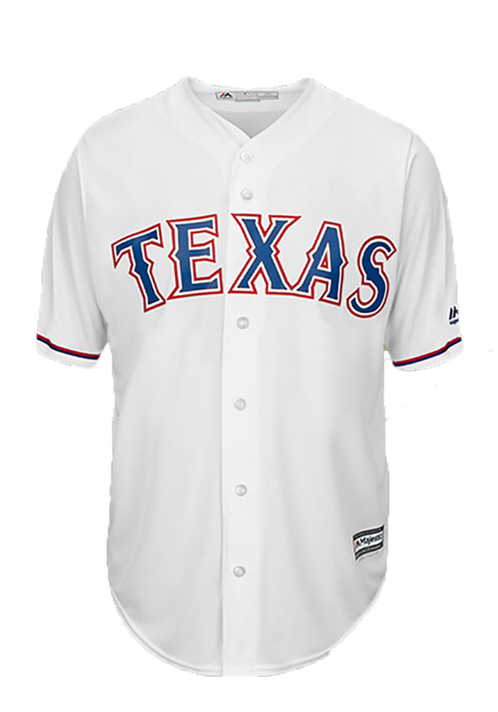 Rougned Odor 12 Texas Rangers Mens White Player Replica Jersey - Image 2