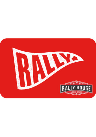 Gift Card Rally Pennant