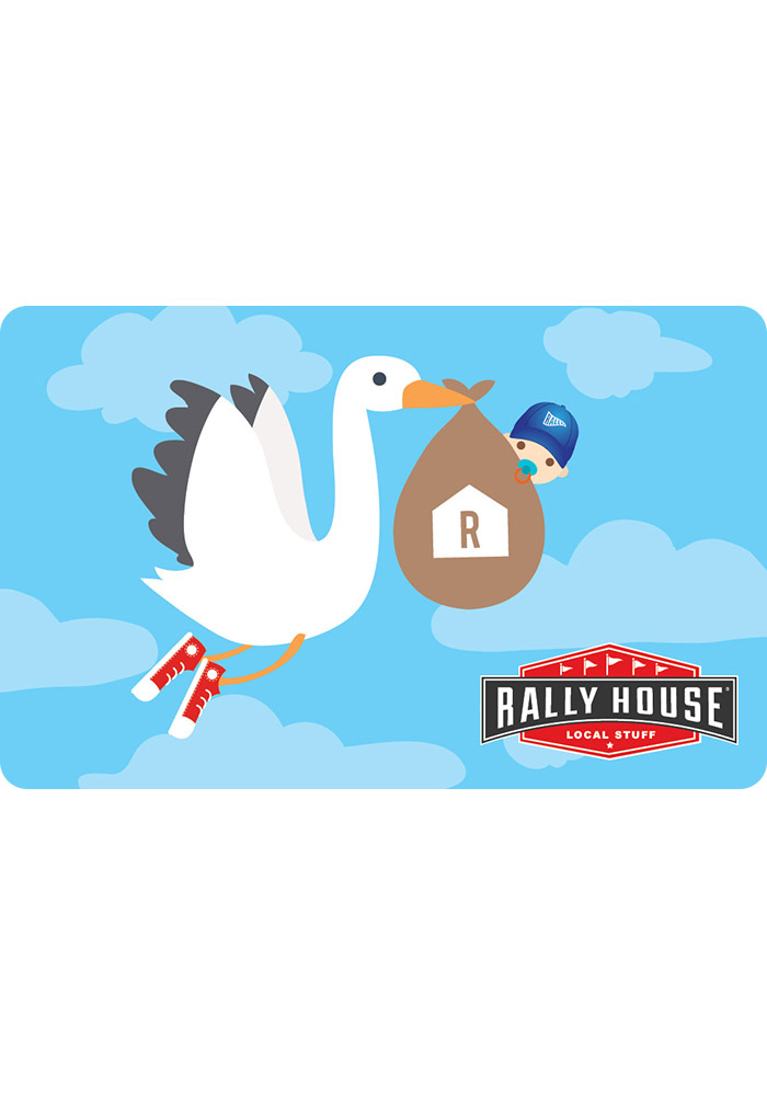 Rally House Baby Congratulations Gift Card - Image 1
