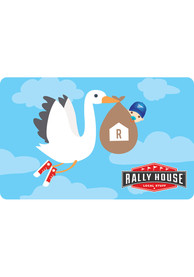 Rally House Baby Congratulations Gift Card