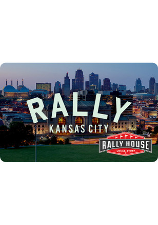 Gift Card Kansas City Skyline