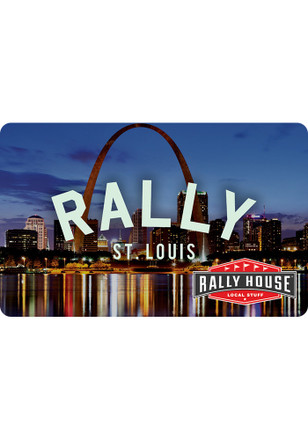 Gift Card St. Louis Skyline