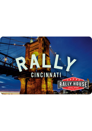 Gift Card Cincinnati Skyline