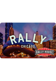 Rally House Chicago Skyline Gift Card