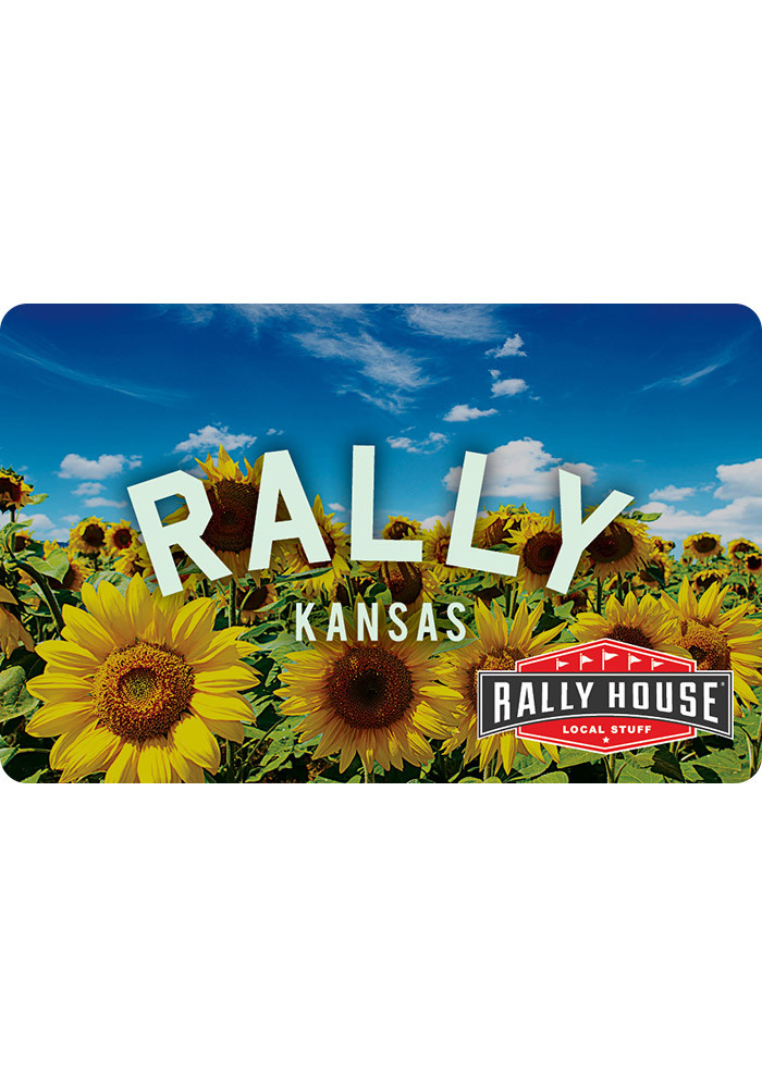 Rally House Kansas Sunflower Gift Card - Image 1