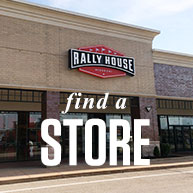 Find a Rally House Store Location