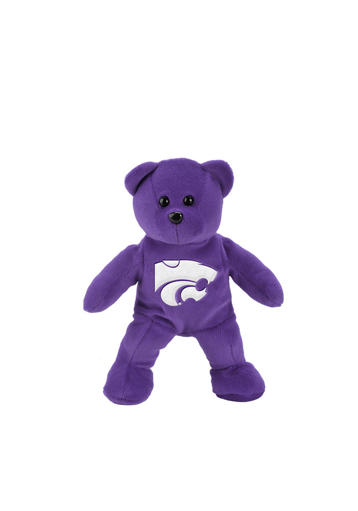 K-State Wildcats Solid Color Plush