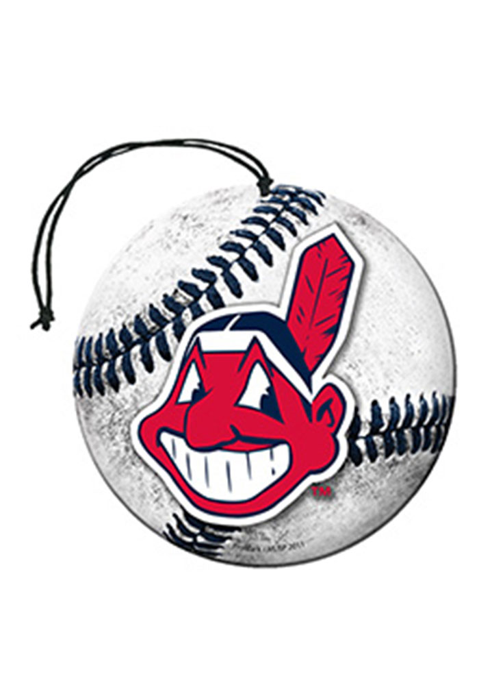 Cleveland Indians 3 Pack Auto Air Fresheners