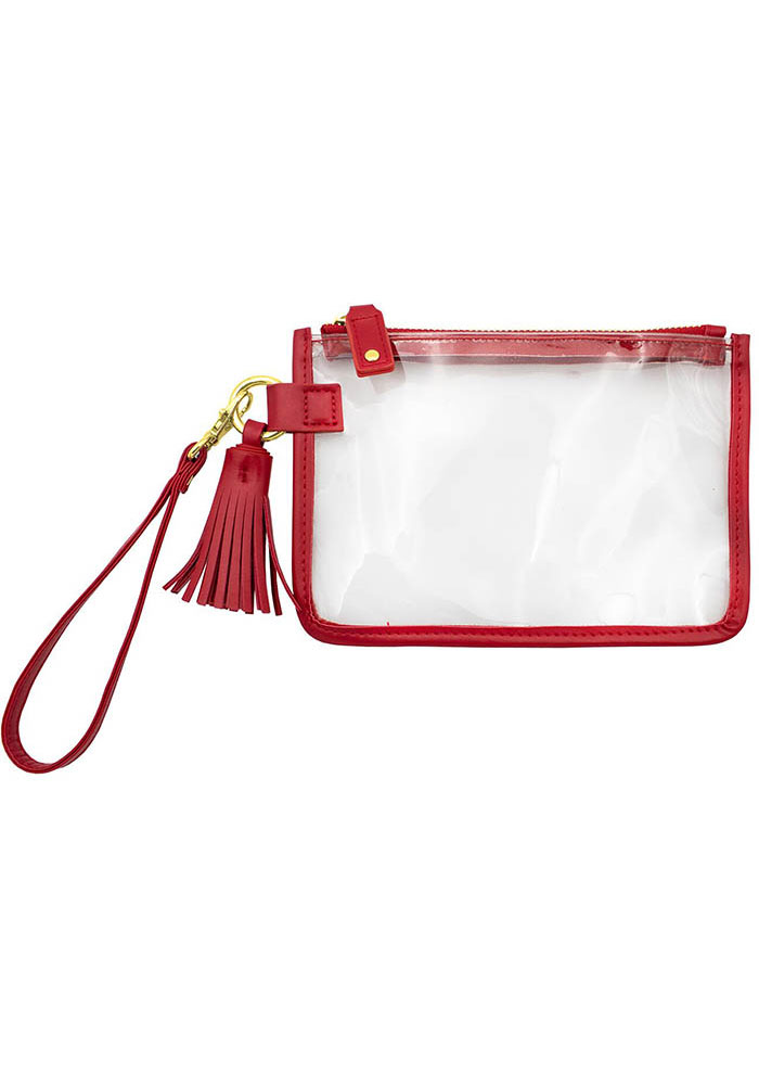 Stadium Approved Womens Purse, Red, Size NA (23020000-NA RWRST-200) photo