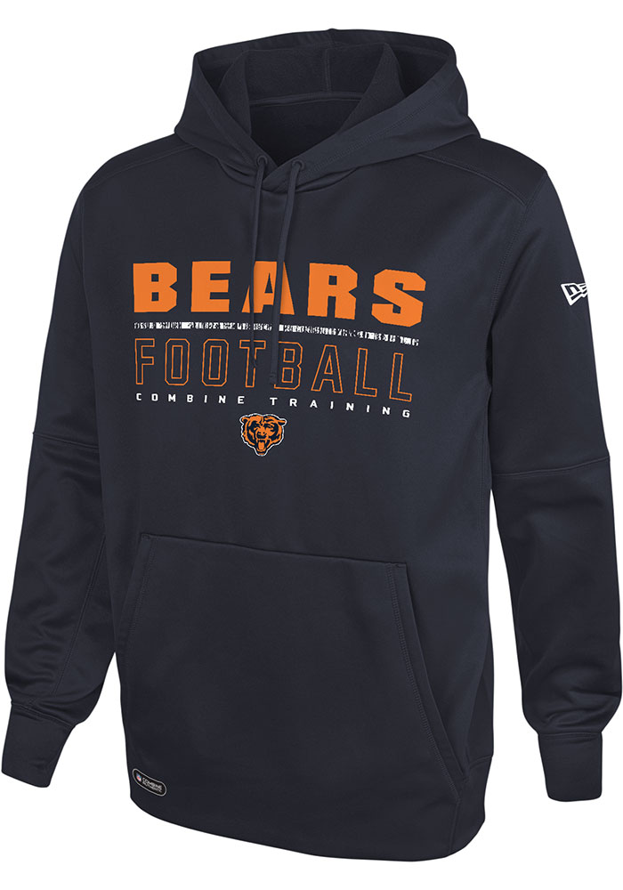 Chicago Bears Audible Hood