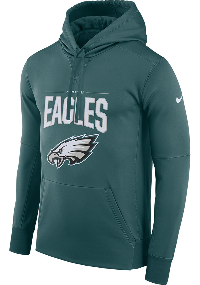Nike Philadelphia Eagles Therma MDS Hood