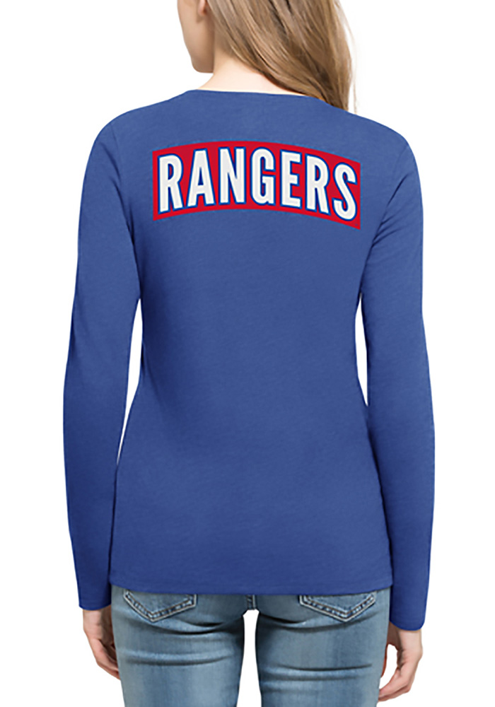 Located at dr pepper arena cowboys rangers longhorns for Rangers t shirts women s