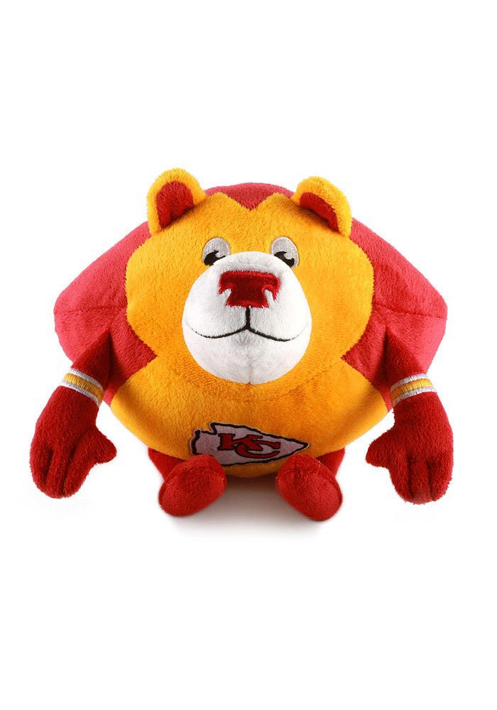 Kansas City Chiefs Orbiez Plush