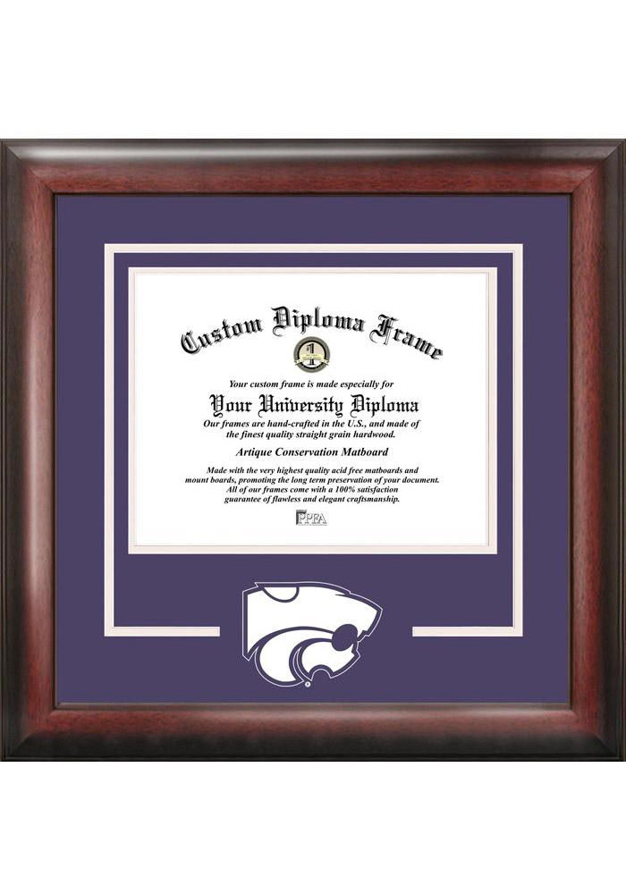 K-State Wildcats Diploma Picture Frame