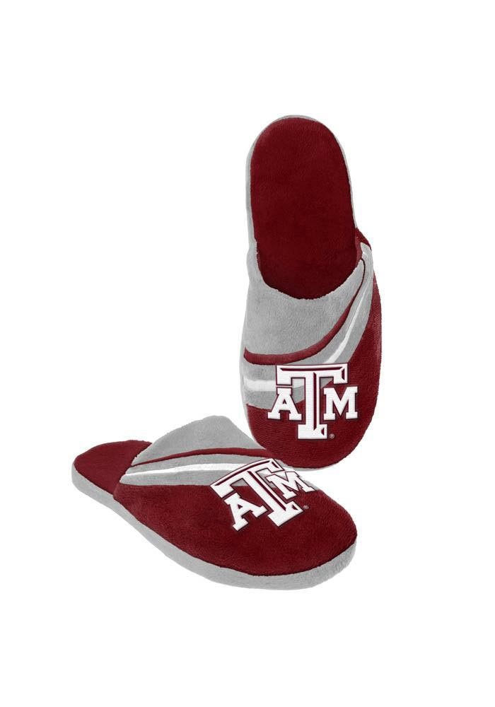 Texas A&m Aggies Logo Mens Slippers