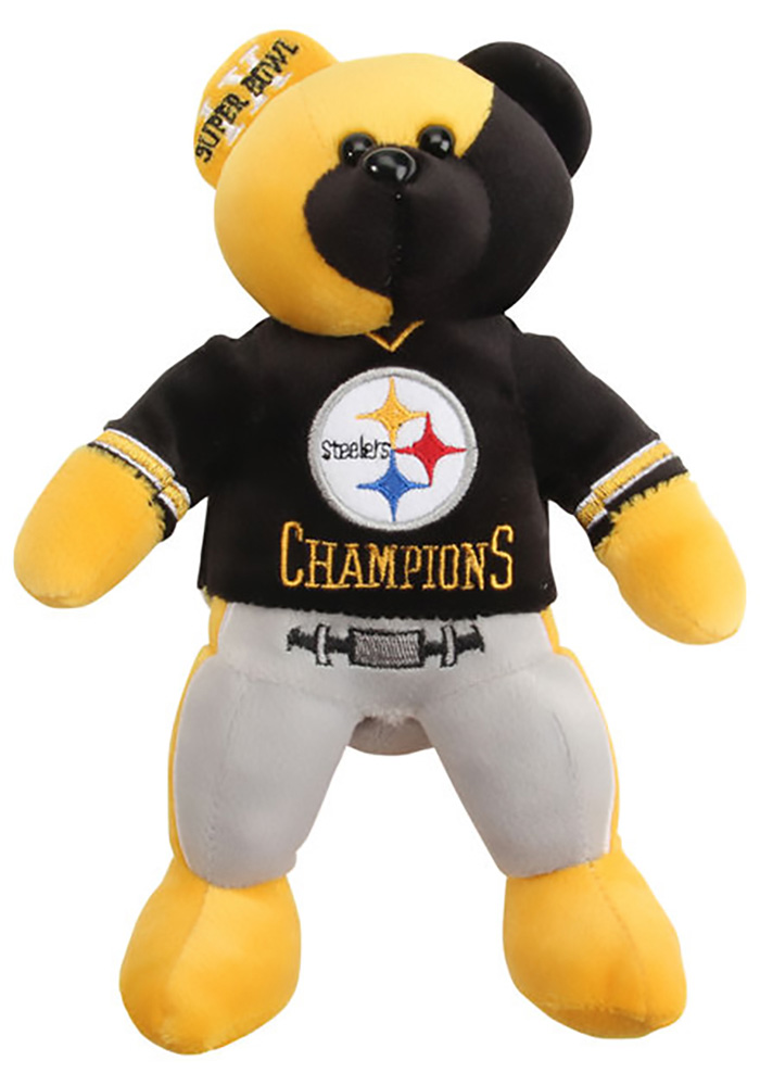 Pittsburgh Steelers Super Bowl IX Champions Thematic