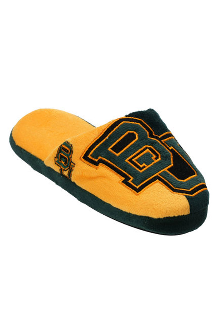 Baylor Bears Split Color Slide Mens Slippers
