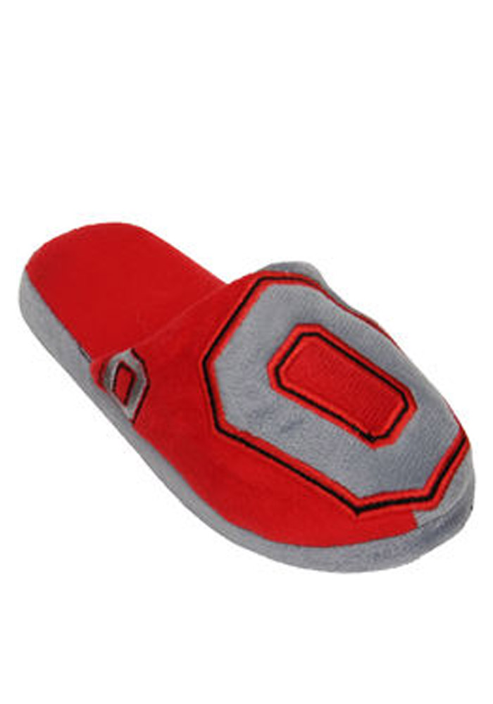 Ohio State Buckeyes Split Color Slide Mens Slippers