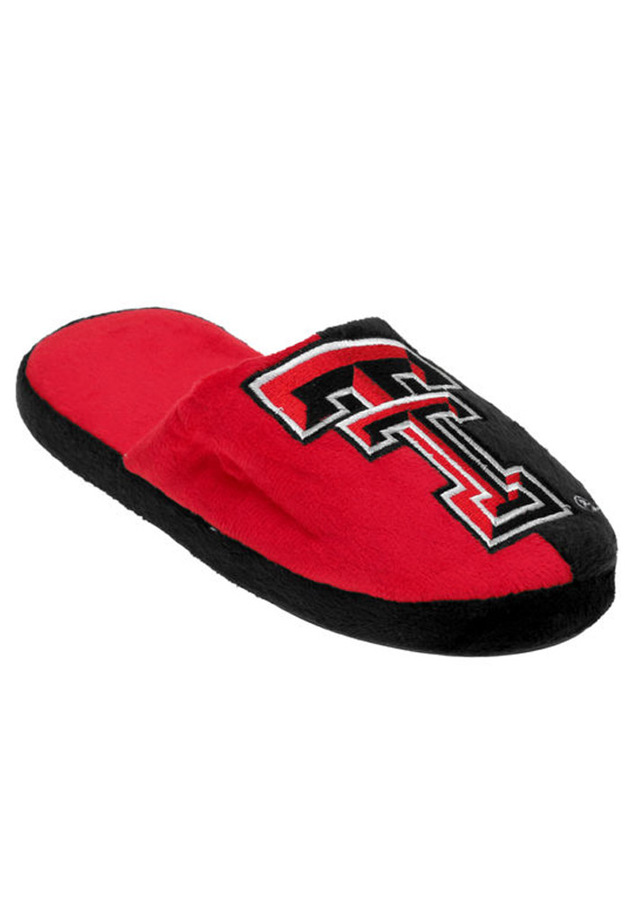 Texas Tech Red Raiders Split Color Slide Mens Slippers