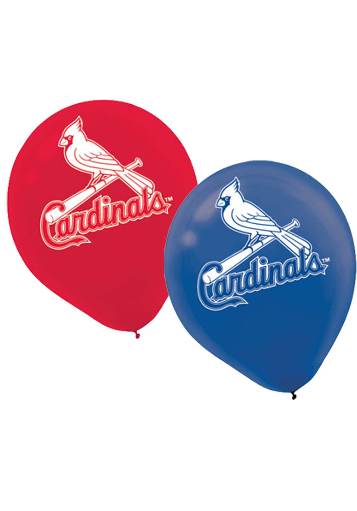 St Louis Cardinals 12 Inch 6 Pack