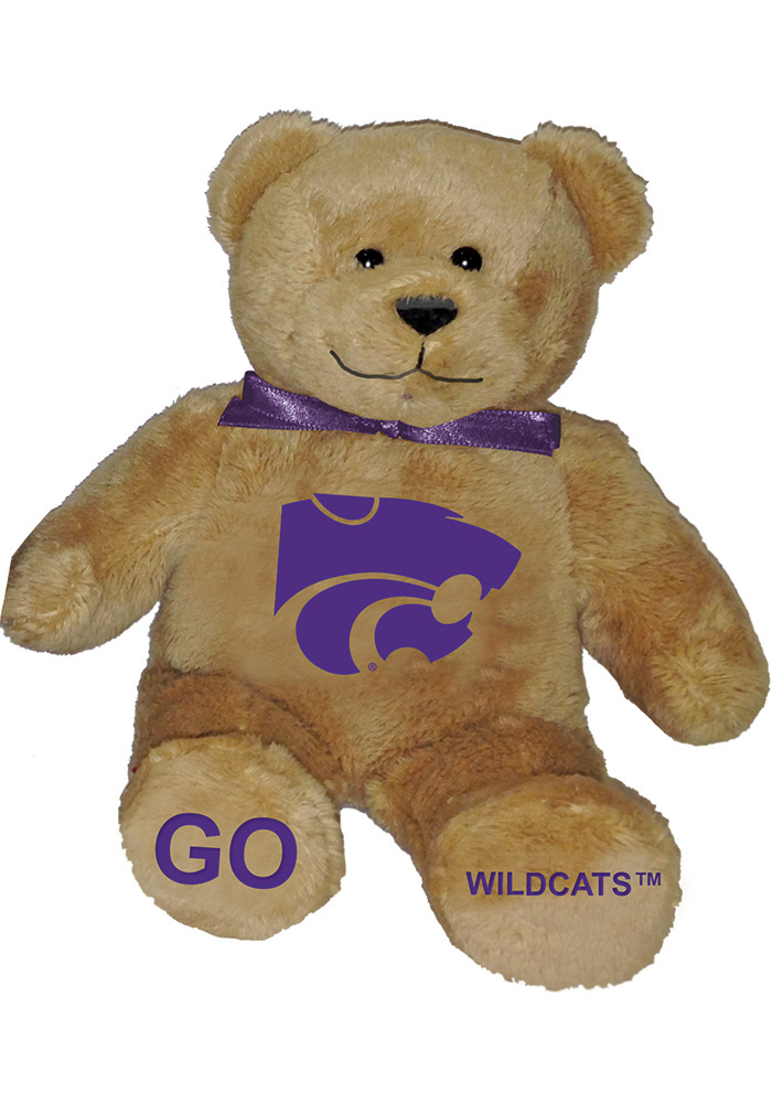 K-State Wildcats 8 Inch Musical Plush