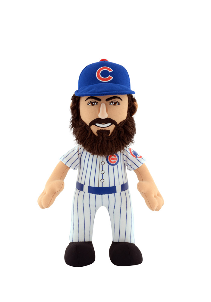 Chicago Cubs Jake Arrieta 10in Player Plush