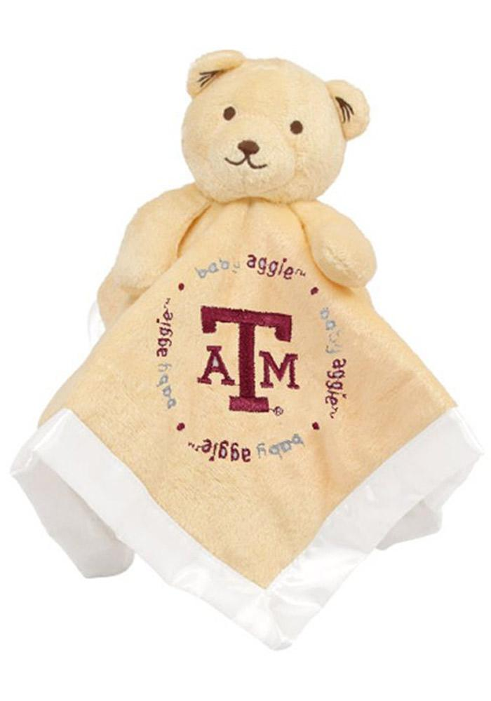 Texas A&m Aggies Security Bear Baby Blanket