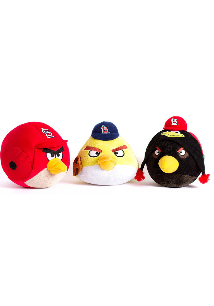 St Louis Cardinals stl cards angry birds