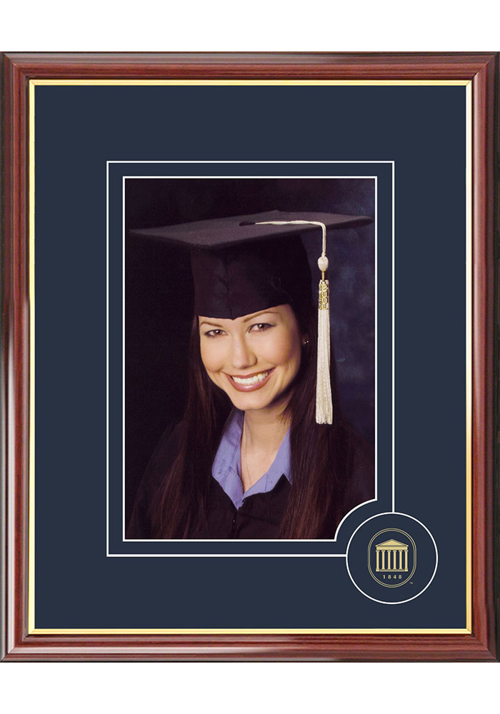 Ole Miss Rebels 5x7 Graduate Picture Frame