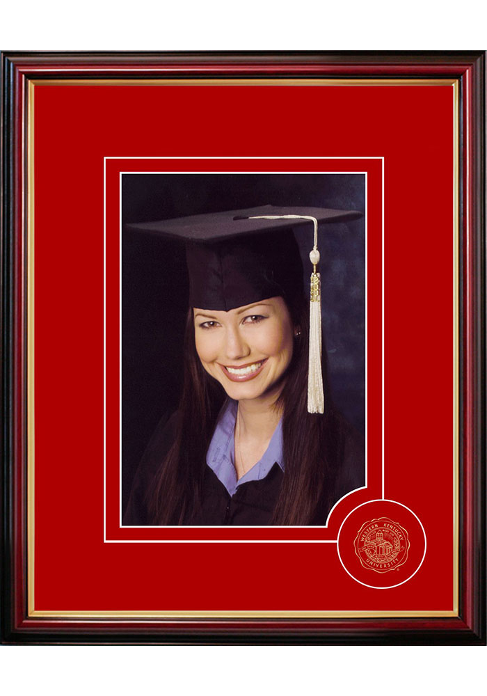 Western Kentucky Hilltoppers 5x7 Graduate Picture Frame
